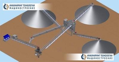 Производство в Башкортостане кубовидного материала до 90 % из диорита 260 т в час