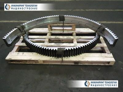 Венец зубчатый КП 140-200-002