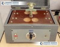Измельчитель вибрационный ИВ-микро для подготовки проб горных пород на спектральный анализ